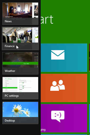 5 cach de tang toc Windows 8